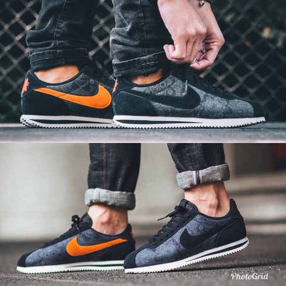 buy popular 7aa4f 87a56 Nike Cortez Day of the Dead Sneakers - Men s 11. M 5a80e45a5521bef3dd8f1d60